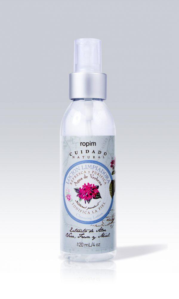 La Loción limpiadora agua de verbena mitiga la irritación producida por el roce de las máquinas de afeitar y ayuda a mantener la humedad del rostro.